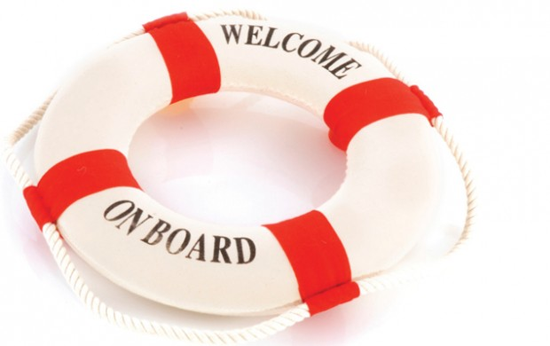 Critical Onboarding
