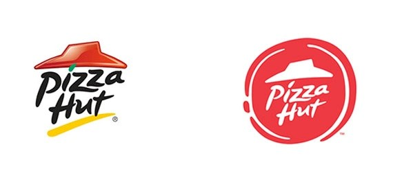 pizza hut rebranding