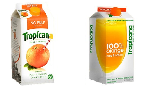 tropicana rebranding